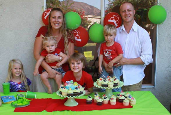 Angry Bird Birthday Party ideas