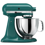 kitchenaid mixer in bayleaf