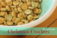 chrismas crackers
